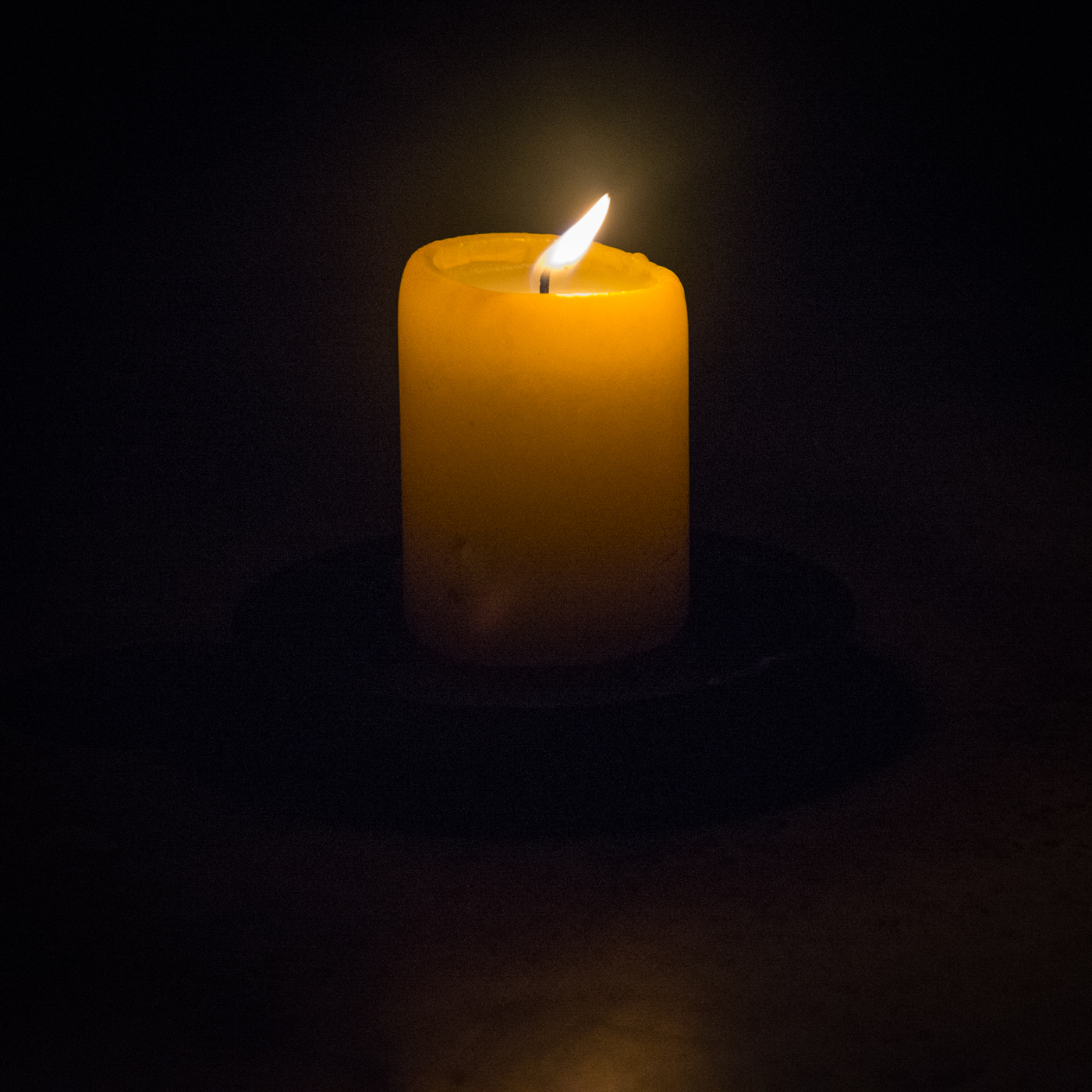 candle in the dark - photo #9