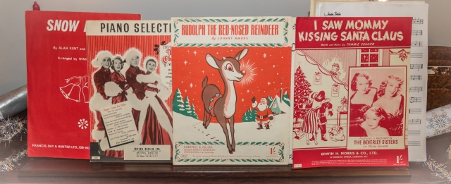 Vintage Christmas collection!