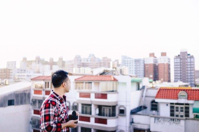 Sony RX1R taiwan Taichung rooftop