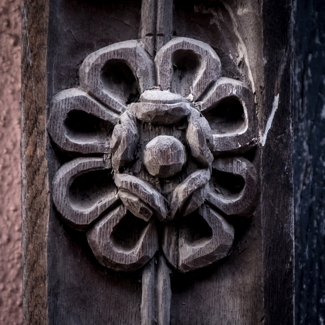 Chantry Cottage detail