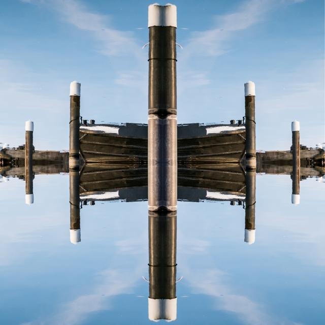 Diglis-013 quad reflects