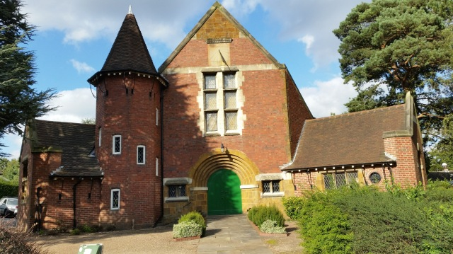 Friends' Meeting House, Bournville